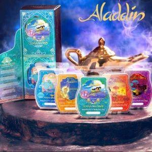Aladdin Scentsy Disney Wax Collection